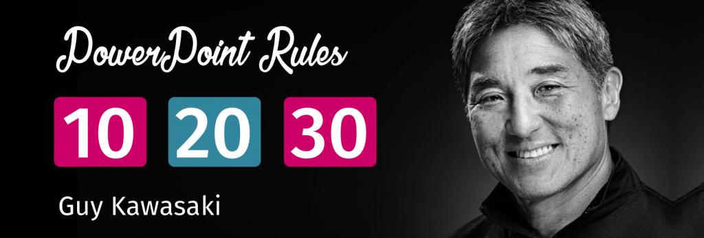 regole presentazione efficace